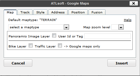 Map manager