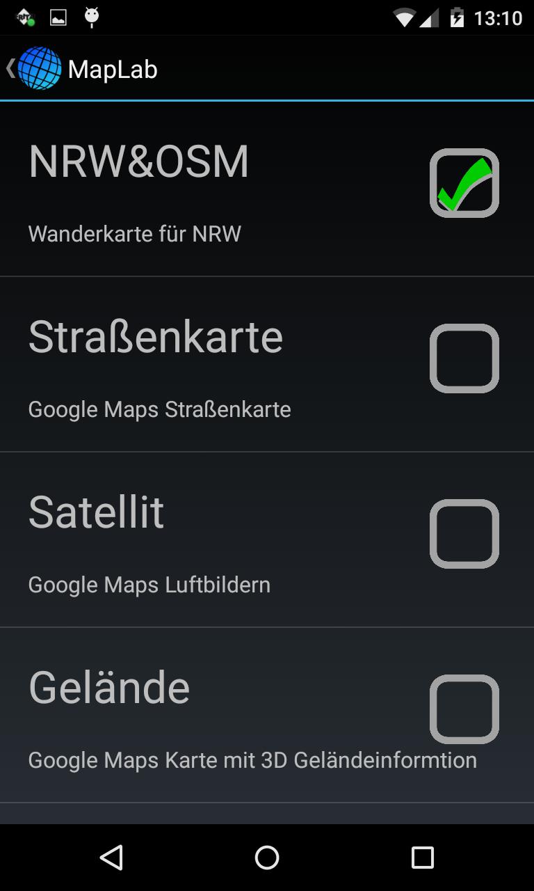 MapLab – GPS Tracker mit offline Karten | ATLsoft